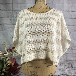 Urban Outfitters-Staring At Stars- Loose Knit Top
